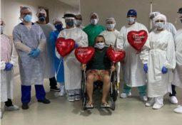 Hospital Chama de Arapiraca adere protocolo com maior eficiência no combate à Covid-19 e chega a 28 pacientes recuperados.